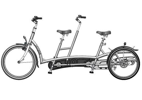 grey-frame-height-Kivo Plus tandem