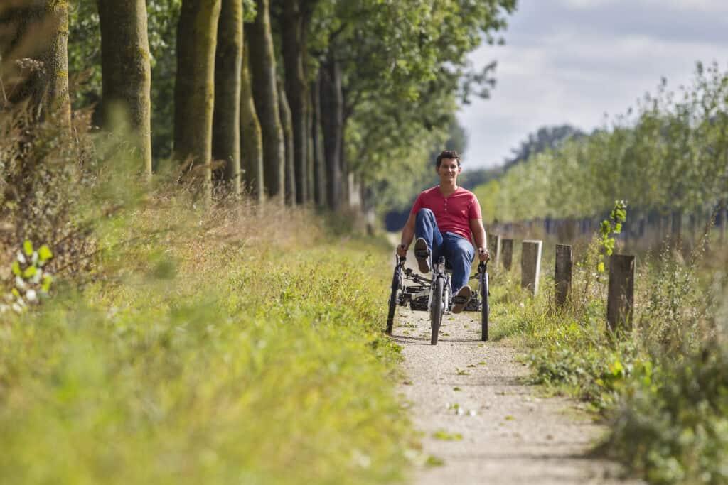 Easy Sport driewielligfiets - Van Raam (2)