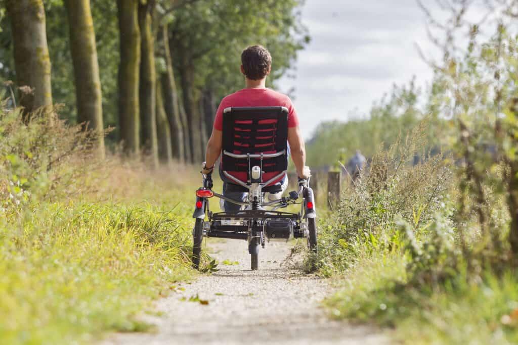 Easy Sport driewielligfiets - Van Raam (3)