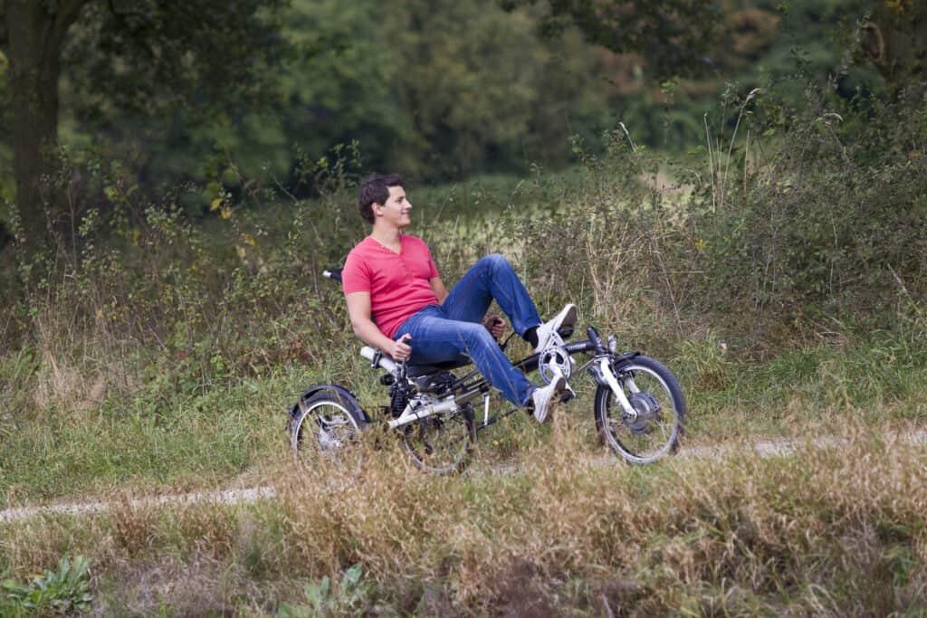 Easy Sport driewielligfiets - Van Raam (4)