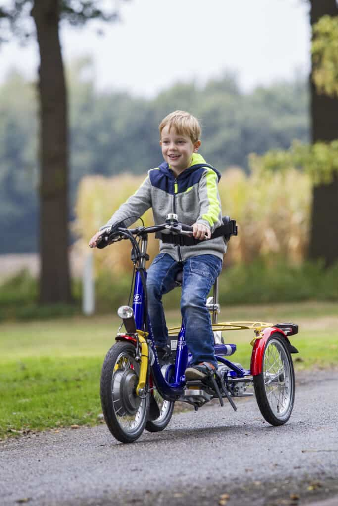 Kinderdriewielfiets Mini - Van Raam (1)