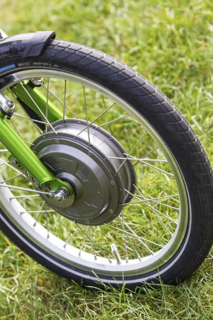 Kivo Plus driewieltandem Silent motor - Van Raam (3)
