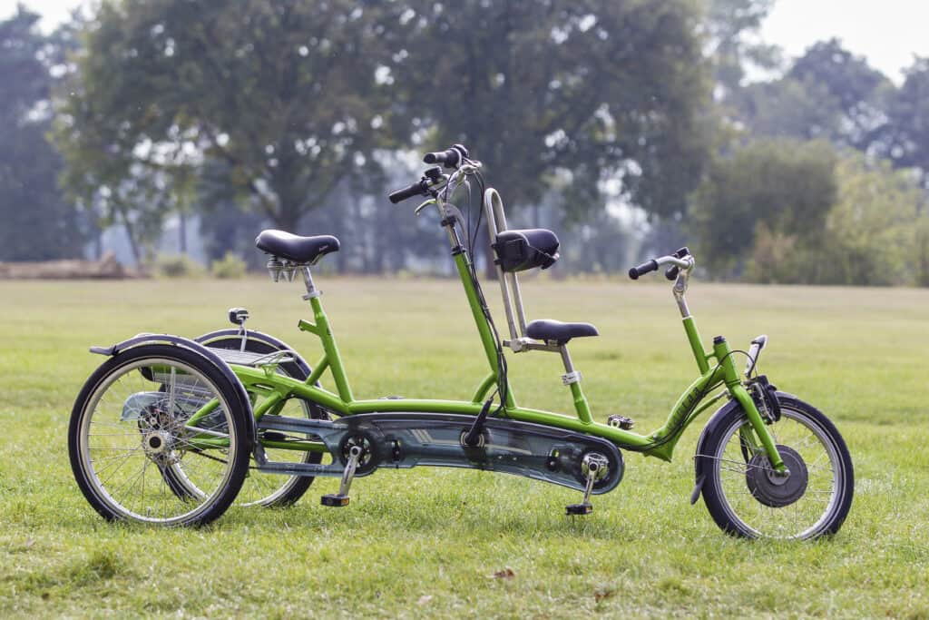 Kivo Plus driewieltandem - Van Raam (6)