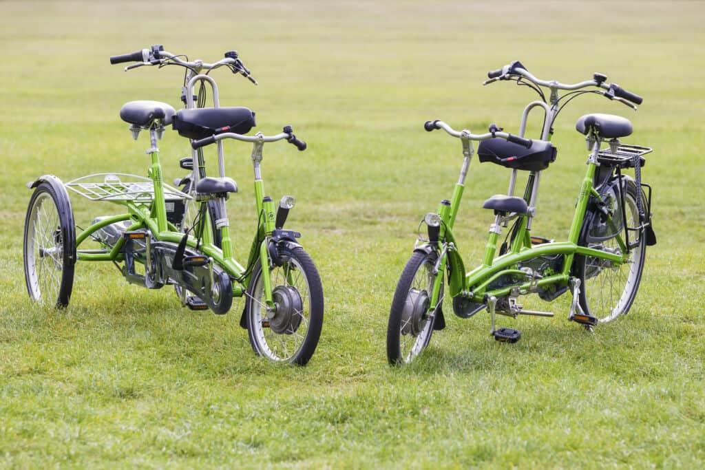 Kivo Plus driewieltandem en Kivo tweewieltandem - Van Raam (5)