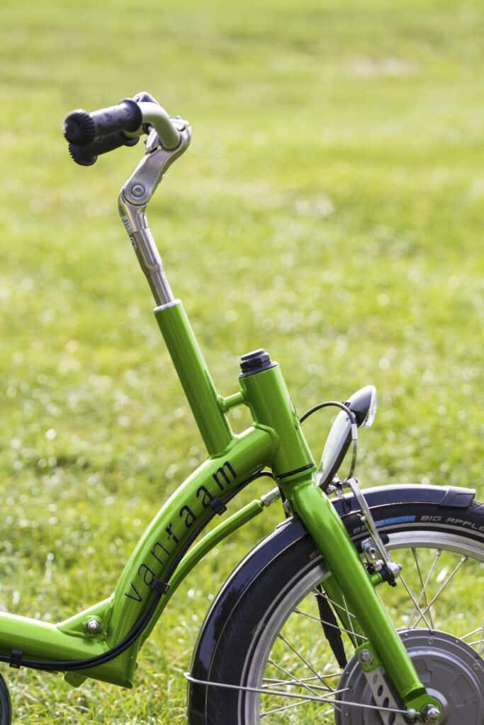Kivo Plus driewieltandem stuur kind - Van Raam (2)