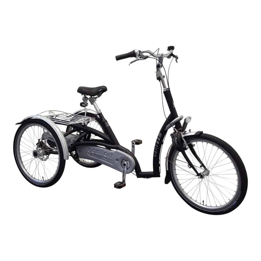MAXI COMFORT driewieler met lage instap voor volwassenen