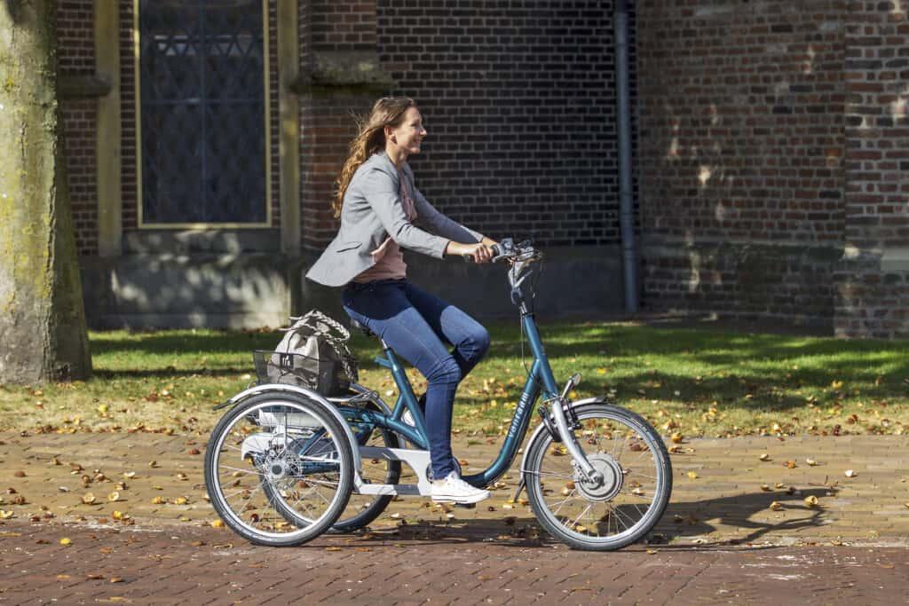 Maxi driewieler - Van Raam (1)