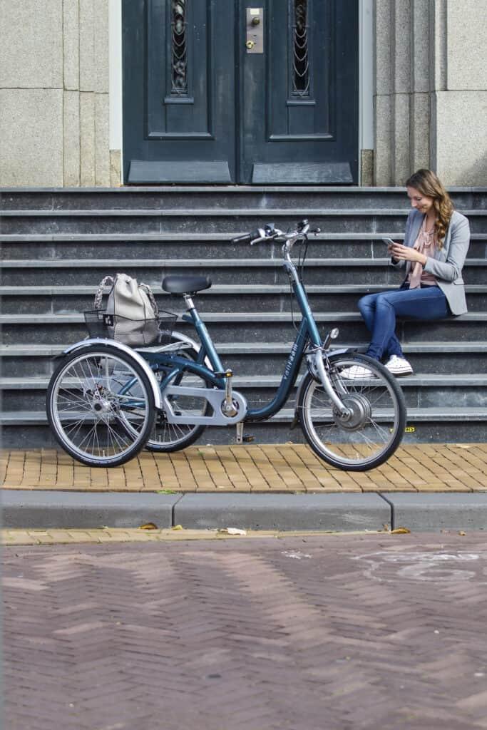 Maxi driewieler - Van Raam (2)